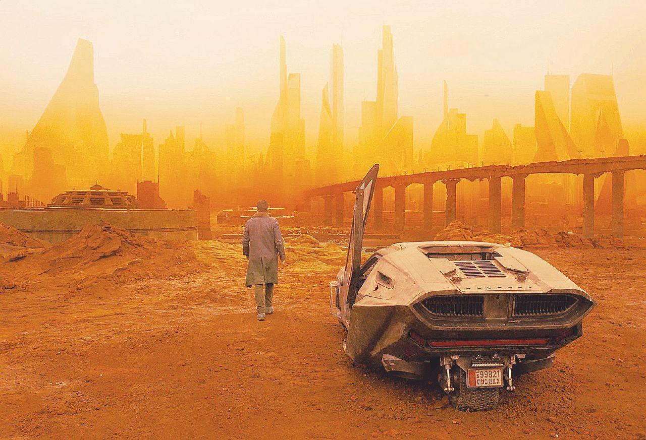 """""""Blade Runner 2049"""", kolossal sulla carta per evitare spoiler"""