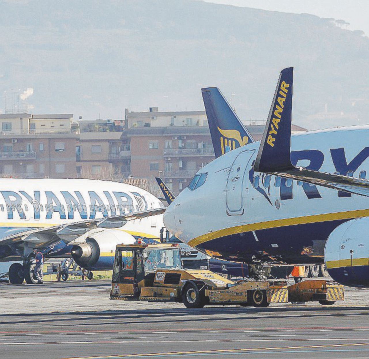"Caos Ryanair: ""Soldi se rinunci alle tue ferie"""