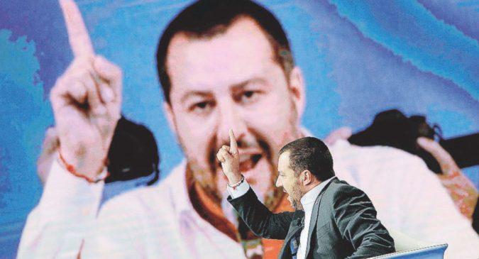 """In salvo i soldi trasferiti a """"Noi con Salvini"""""""