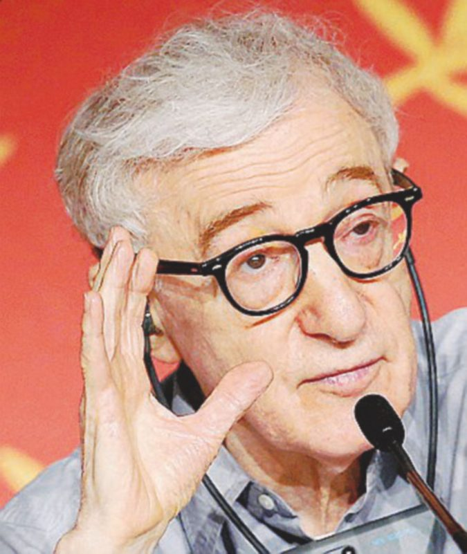 Woody Allen a quota 51 (film). Lo produrrà Amazon Studios