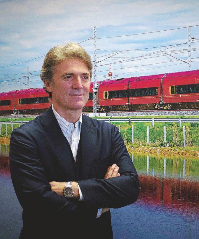 Cattaneo, il tesoro Telecom per portare in Borsa i treni di Ntv