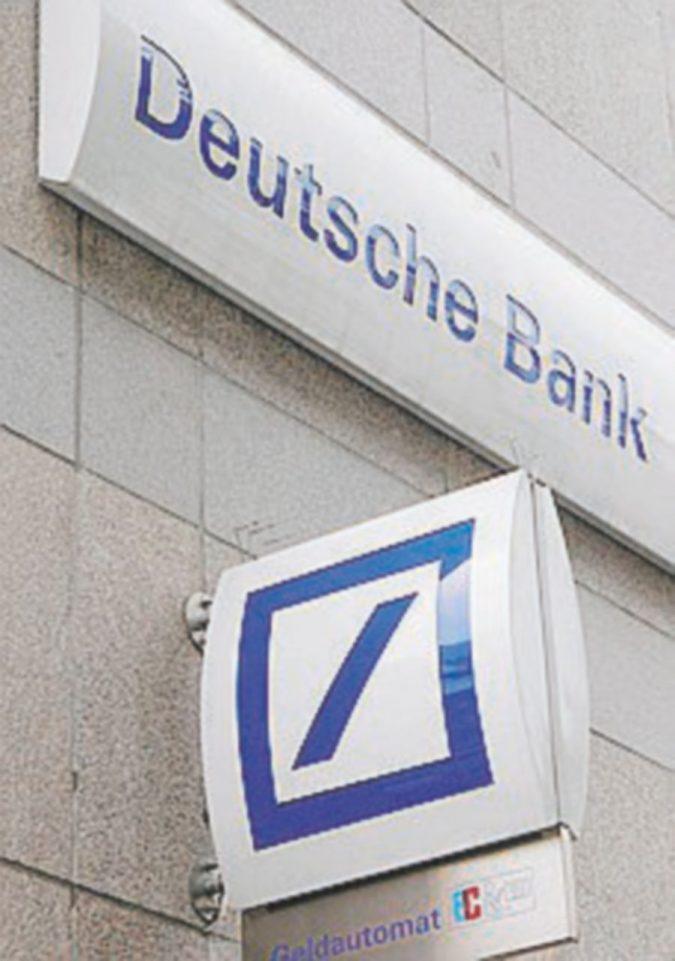 Manipolazione del mercato, indagini su Deutsche Bank
