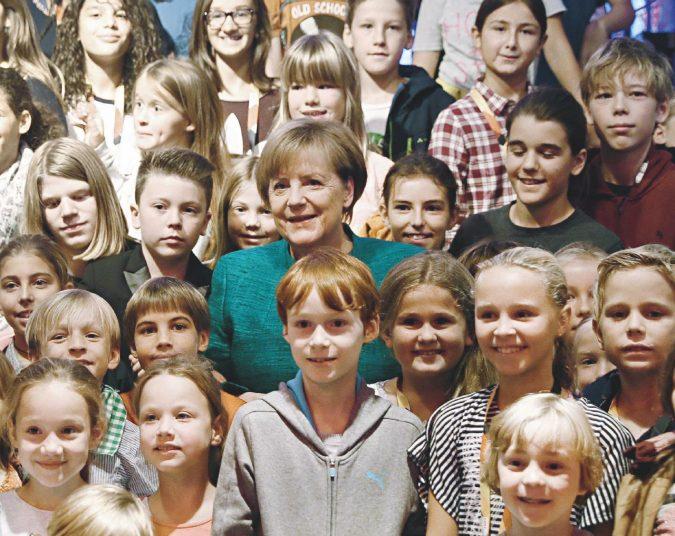 """Dove Angela è diventata la """"Mamma"""" dei tedeschi"""