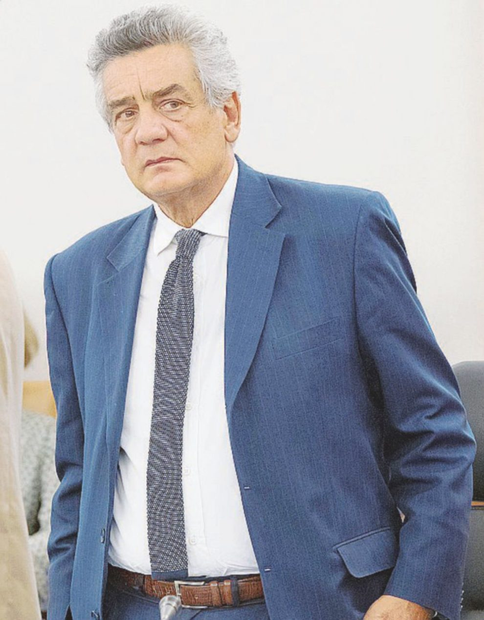 Il cecchino – Giuseppe Fanfani –  Ansa