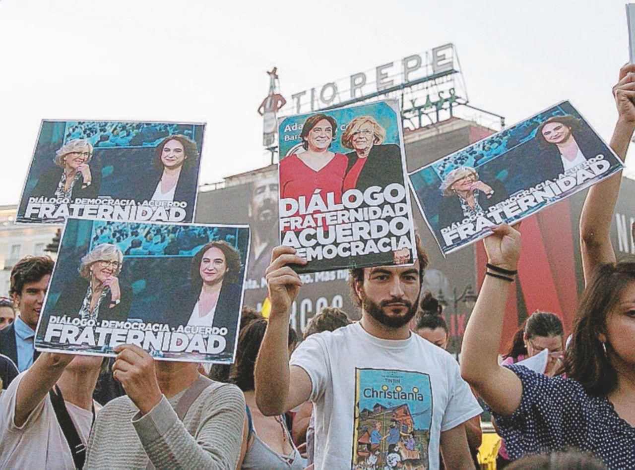 Catalogna, la protesta s'allarga. E non si arresta