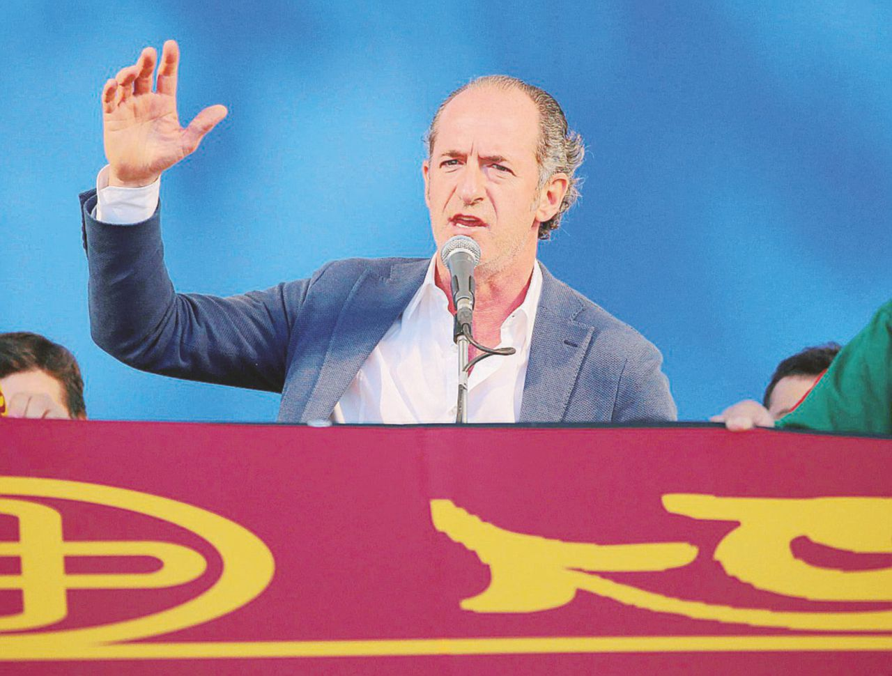 """""""Venezia è come Barcellona: votiamo, dovranno ascoltarci"""""""
