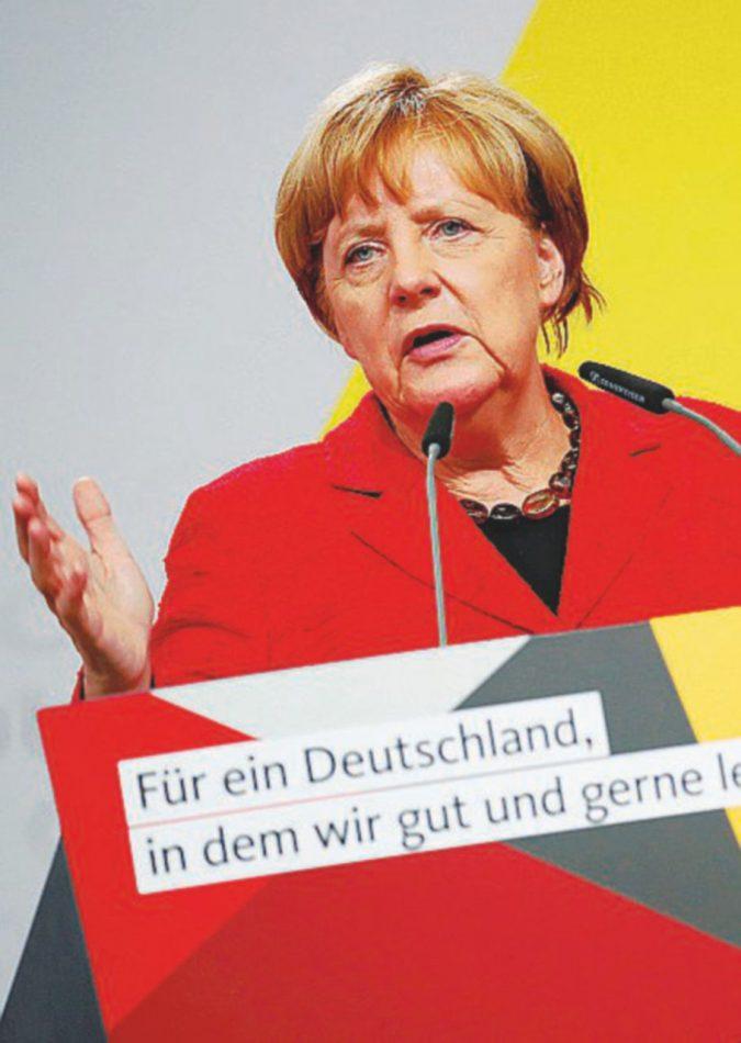 Merkel e le affinitità elettive con Lutero: lode al pragmatismo