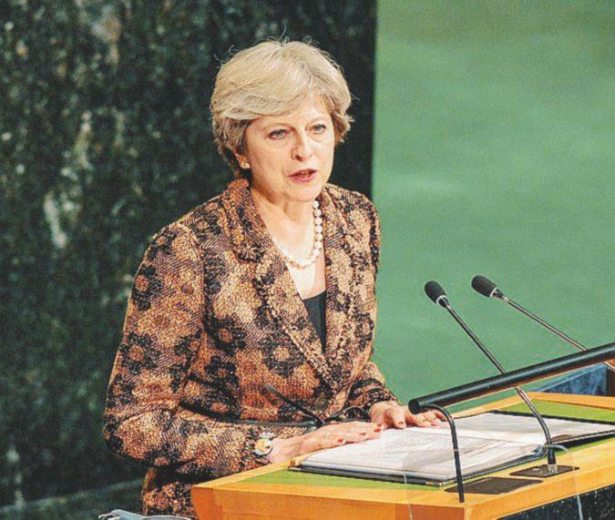 May, 20 miliardi per uscire dall'Unione
