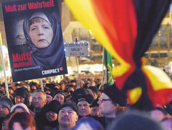 L'ex fiore all'occhiello della Ddr nuovo cuore nero dei tedeschi