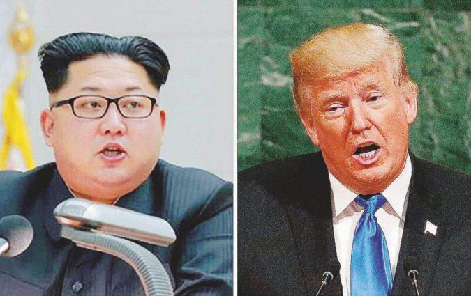 Trump-Kim, i due Bomba atomici