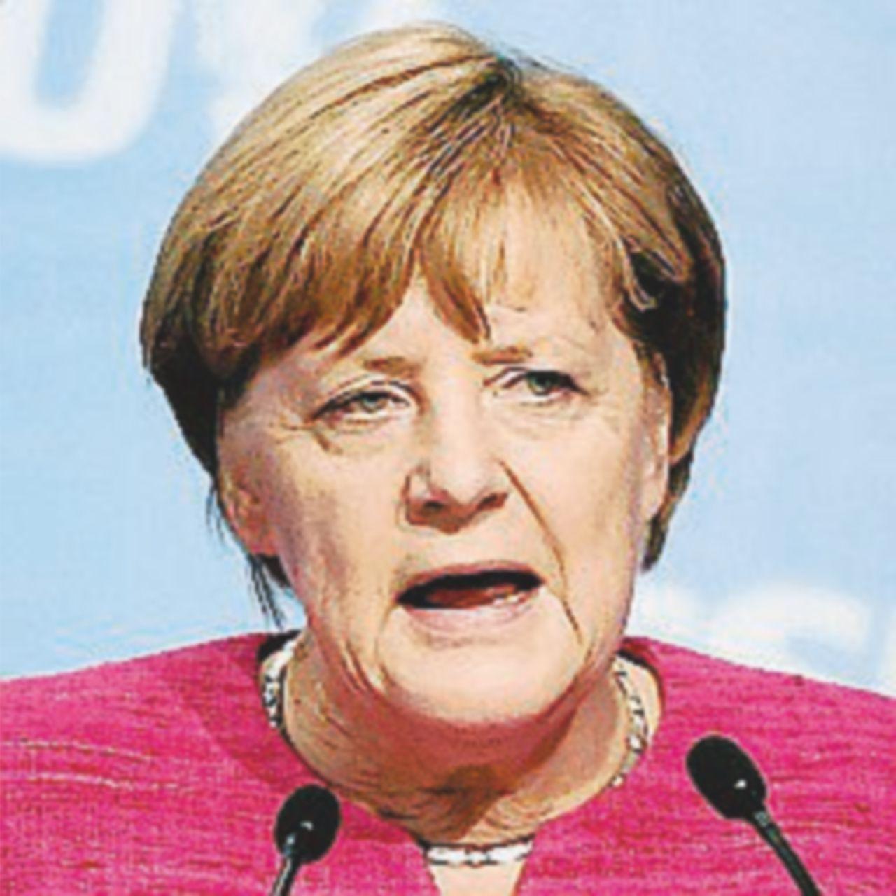 "Cancelliera ""Teflon"": Angela vince senza fare"