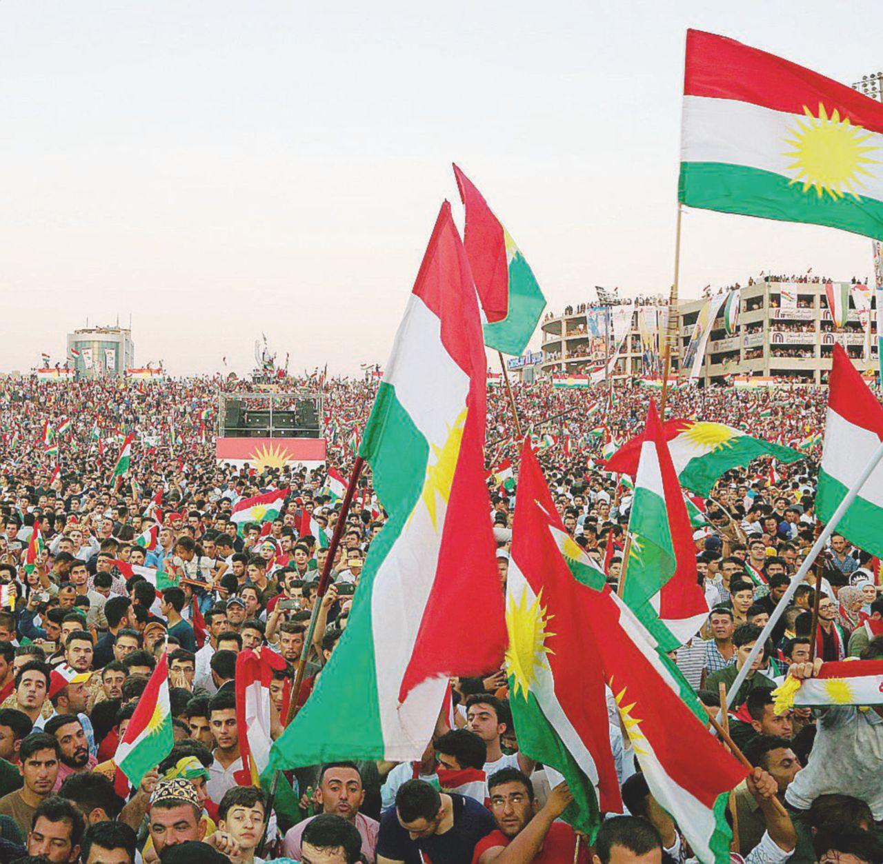 Il referendum osteggiato da tutti: tranne i curdi