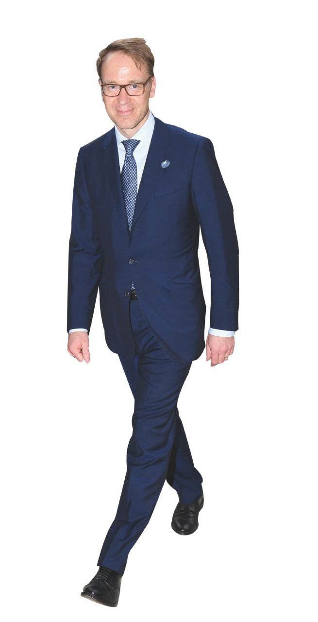 Weidmann candidato al dopo Draghi nel 2019