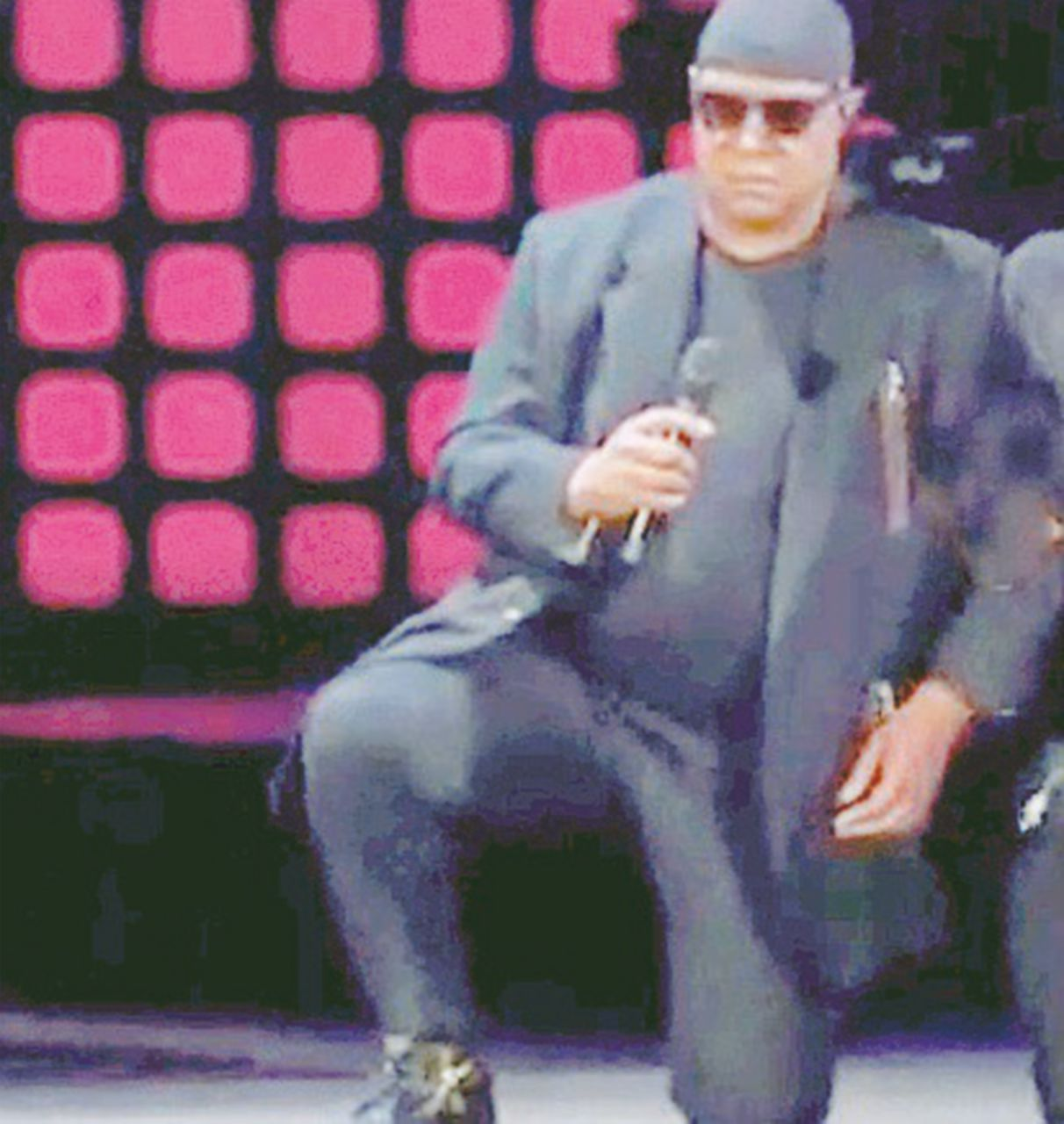 Stevie in ginocchio contro Trump