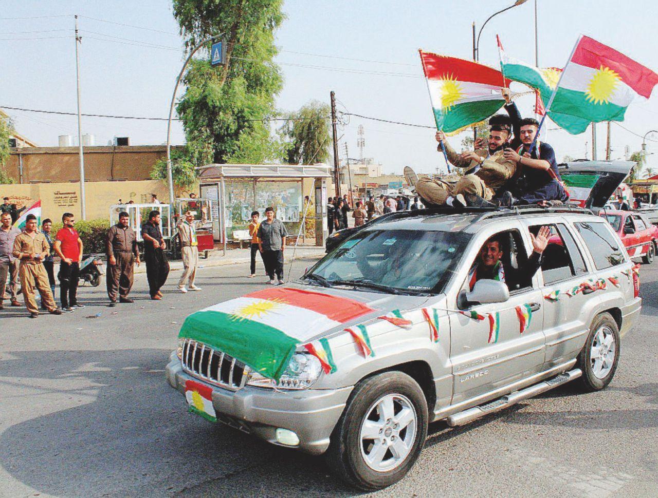 Barzani, un Sì al referendum per stare al tavolo con i potenti