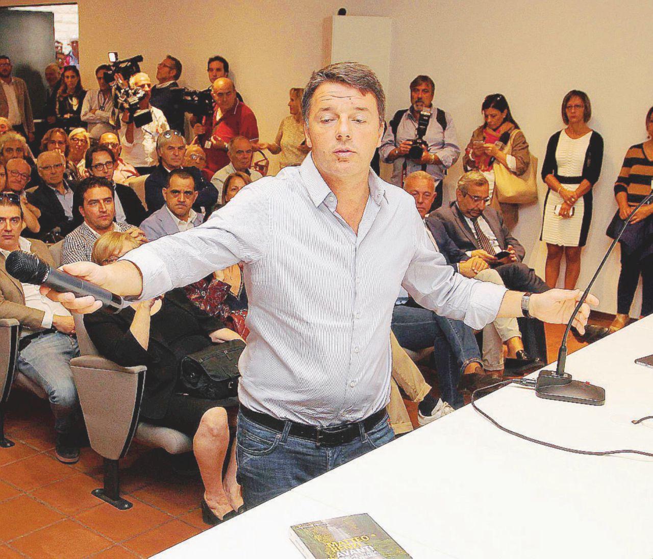 """In Edicola sul Fatto del 28 settembre: Pm di Roma al Noe: """"Non si interroga Renzi"""""""