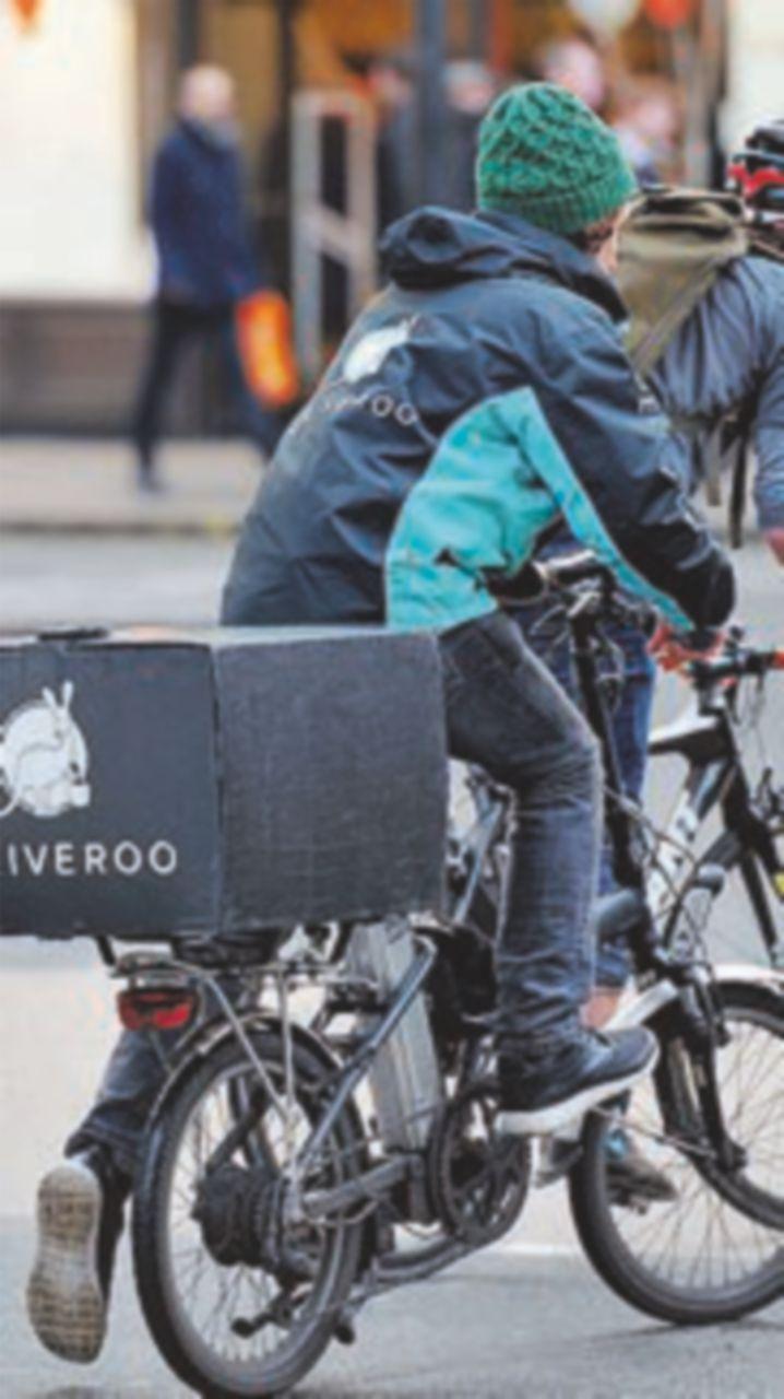 """I ciclisti di """"Deliverunion"""" pronti a fermare tutte le bici"""