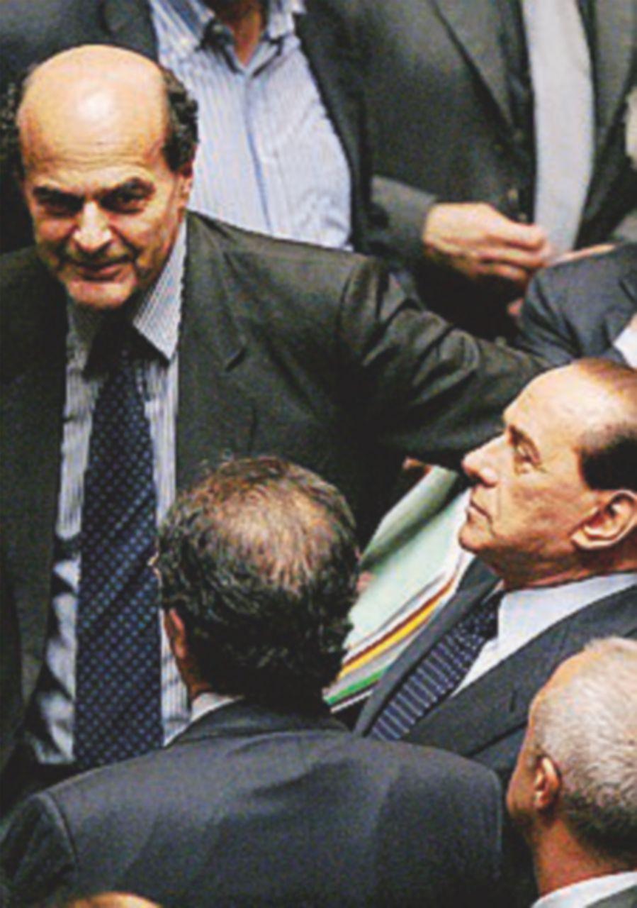"""Bersani oggi compie gli anni, come B.: """"Gli consiglio riposo"""""""