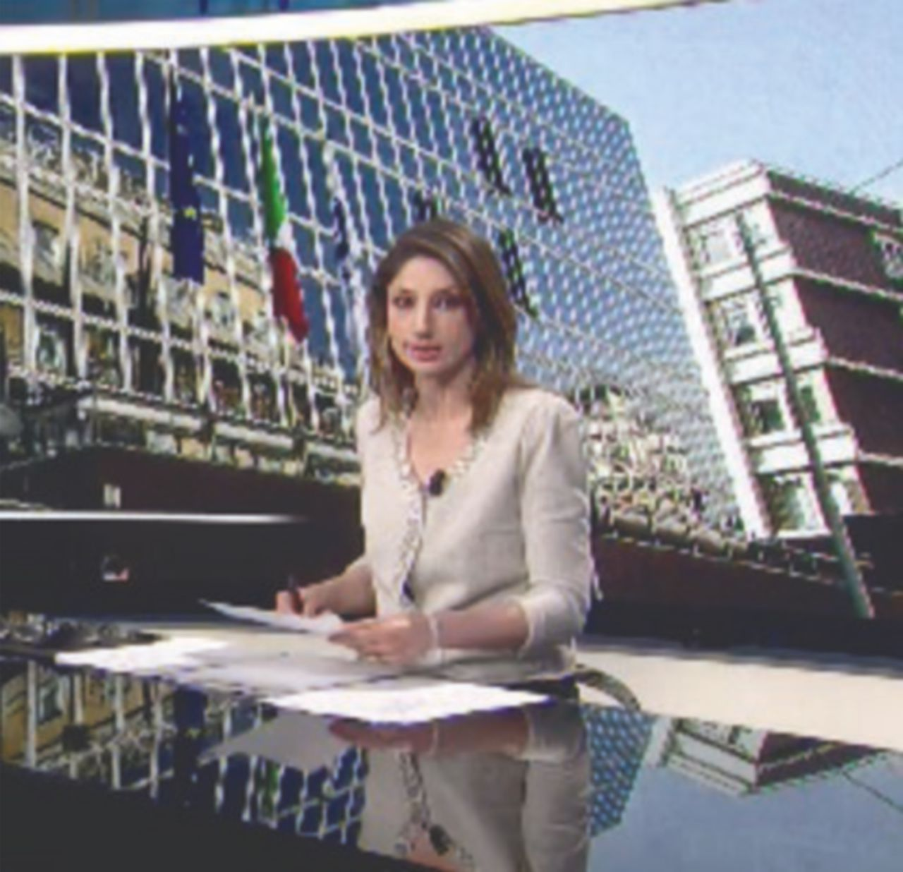 C'è sindaco e sindaco: Roma apre i tg, Milano no