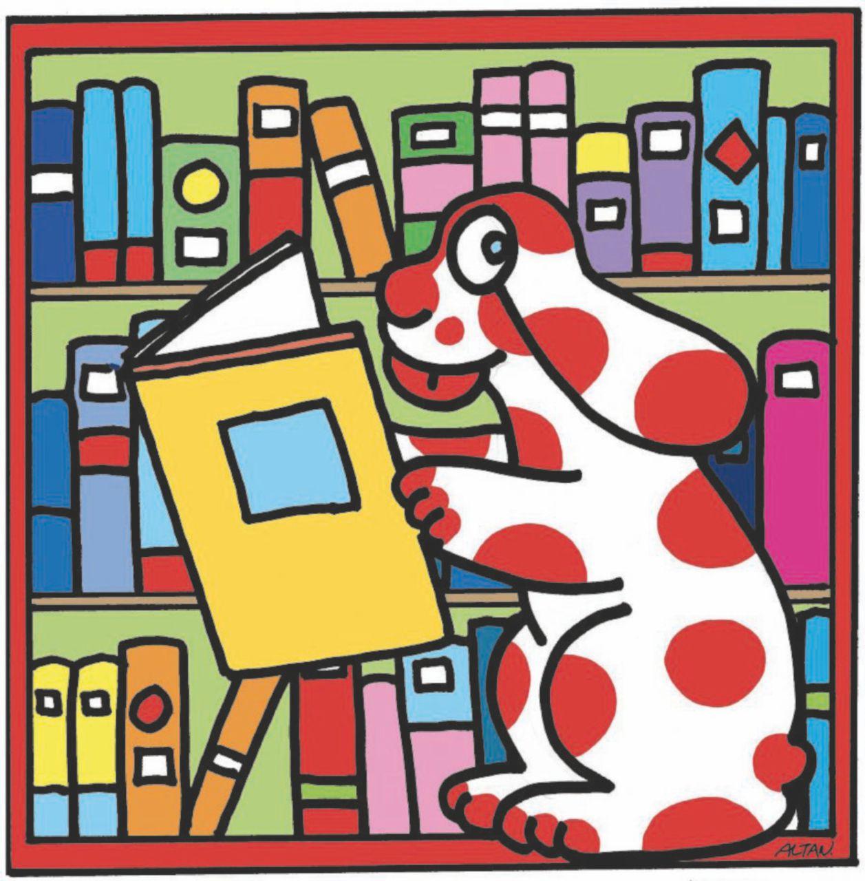 """""""L'infinito sogno di Nina"""": vivere di letture in biblioteca"""