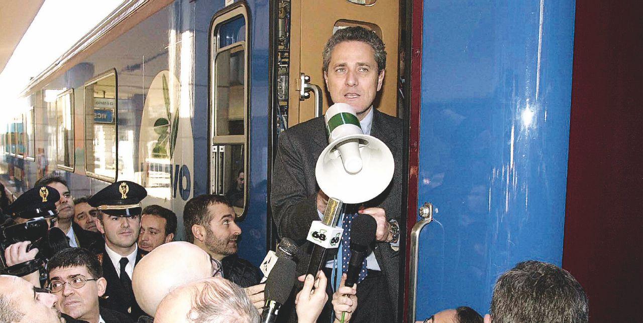 """""""Mattè, lascia il treno e cammina. E prima o poi torno anch'io…"""""""