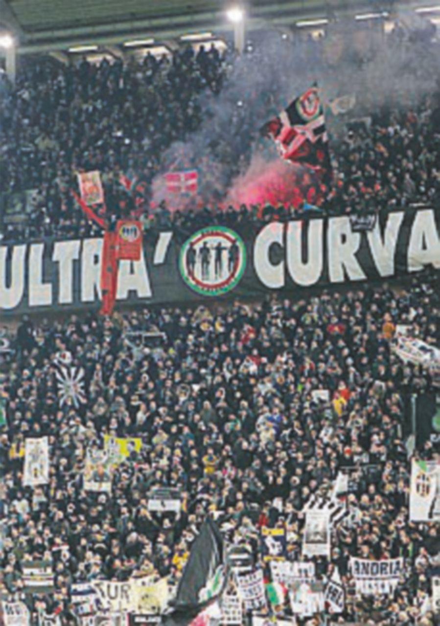 """""""La 'ndrangheta controllava il tifo della Juventus"""""""