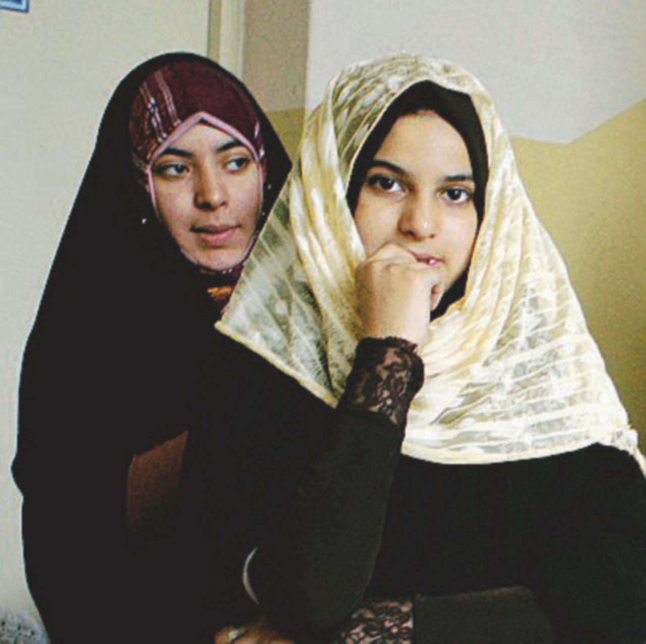Certe donne islamiche razzolano male