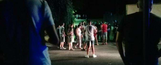 Roma, tensione residenti migranti: per il ferimento dell'eritreo è indagata la donna che disse di essere stata sequestrata