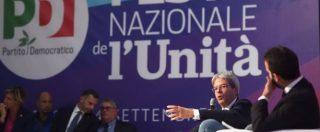 """Consip, Gentiloni: """"Inaccettabili comportamenti che screditano istituzioni. Colpo a Renzi? Da me no questi giudizi"""""""