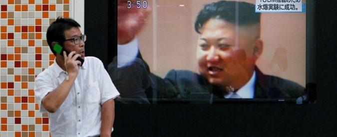 Cronache pechinesi, le bombe di Kim ad appena 1400 km di distanza