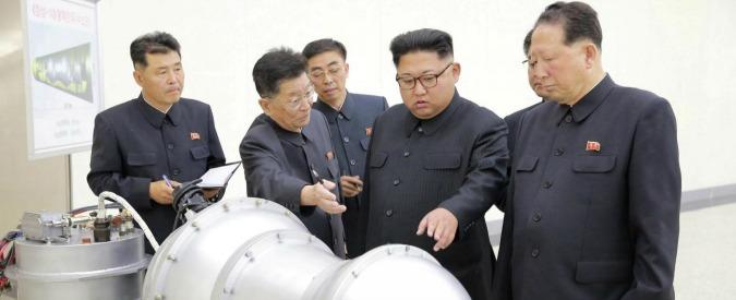 Corea del Nord, Usa chiedono all'Onu l'embargo sul petrolio e il congelamento dei beni di Kim Jong-un