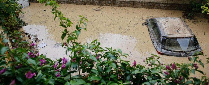 Livorno e i rivi sepolti, la differenza (tutta italiana) tra 'eccezionale' e 'eccezionale veramente'