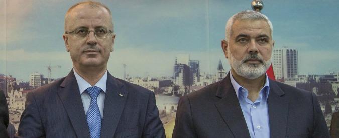 """Palestina, sciolto il """"governo-ombra"""" di Hamas. Nei sondaggi suo leader in testa"""