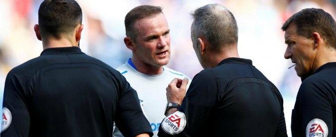 Inghilterra, Rooney arrestato per guida in stato di ebbrezza dopo una serata al pub