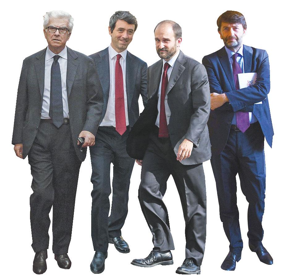 Ministri e capigruppo dem evocano 'golpe' e 'complotti'