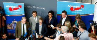 Germania, negazionisti che sostengono Hitler ed ex collaboratori della Stasi: chi sono i nuovi deputati eletti da AfD