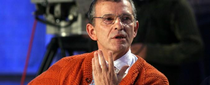 """Sul Fatto Aldo Busi contro """"quella cagata pazzesca del voto per l'autonomia di Lombardia e Veneto"""". In edicola oggi e domani"""