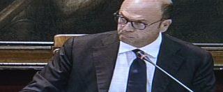 """Caso Regeni, Alfano: """"Egitto partner ineludibile. Il rapporto non sarà mai un ostacolo alla verità"""""""