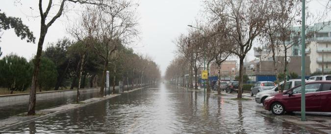 Cambiamenti climatici, l'Italia ha un piano ma lo tiene nel cassetto. E 4,7 miliardi di fondi Ue restano inutilizzati