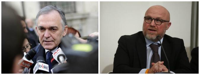 """Alluvione Livorno, il sindaco Nogarin: """"La responsabilità è di chi doveva pulire i canali"""". Scontro con la Regione sull'allerta"""