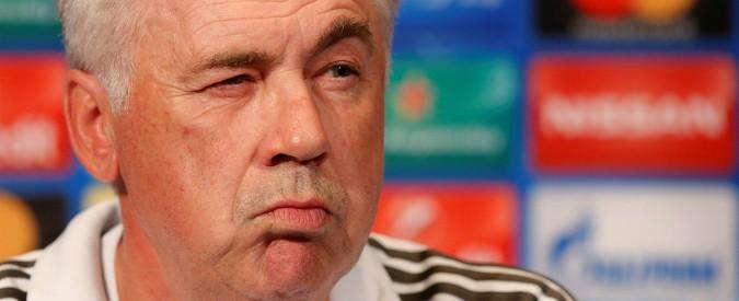 Carlo Ancelotti esonerato dal Bayern Monaco: fatale la sconfitta in Champions e i problemi di inizio stagione