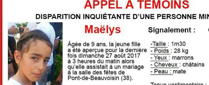 Francia, arrestato un sospettato per la scomparsa di Maelys de Araujo: sulla sua auto il Dna della bambina
