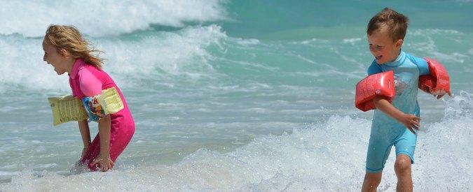 Vacanze e bambini urlanti, perché è un mio diritto fare le ferie in relax