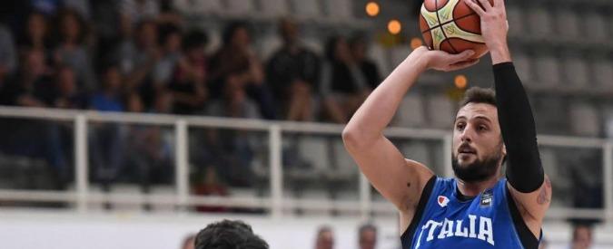 Basket, Europei: l'Italia batte la Finlandia (70 a 57) e conquista i quarti di finale