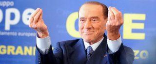 """Silvio Berlusconi alla corte di Strasburgo, le domande dei giudici su """"discrepanze"""" tra il suo caso e quello di Minzolini"""