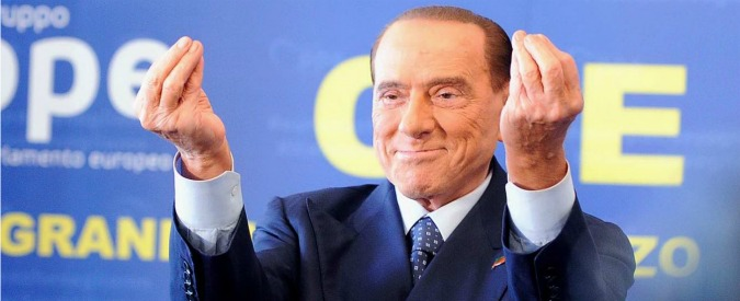 """Berlusconi: """"Il centrodestra siamo noi. I ribellisti non hanno mai vinto"""". Tajani: """"Non abbiamo bisogno di primarie"""""""