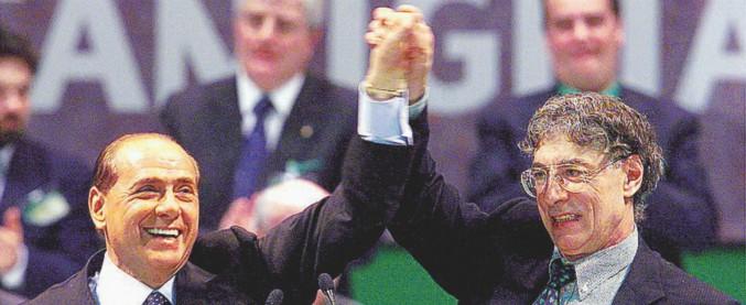 """Lega, Umberto Bossi va via? Il Senatùr: """"Berlusconi mi ha detto: Se vuoi in lista ti ci metto io"""""""