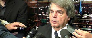 """Legge elettorale, Brunetta (FI): """"Via libera al Rosatellum 2.0. M5s? Vuole condannarsi all'isolamento"""""""