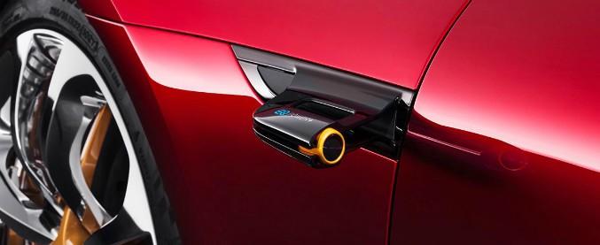 Addio specchietto retrovisore, sulle auto di domani ci saranno le telecamere