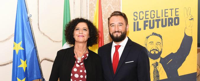 """Regionali Sicilia, Cancelleri presenta l'assessore all'agricoltura del M5s: """"Forestali? Non faremo pulizie"""""""